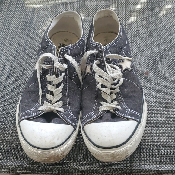 Vintage Converse One Star Sneakers